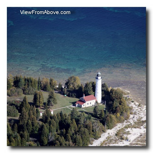 Cana Island Lighthouse, Door County, Wisconsin