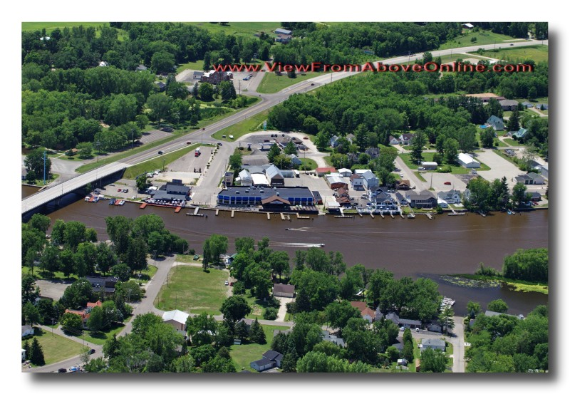 Aerial Photo Fremont, Wisconsin