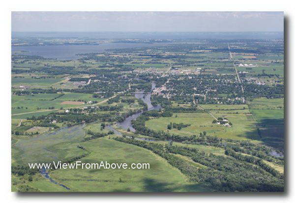 Aerial Photos Omro, Wisconsin